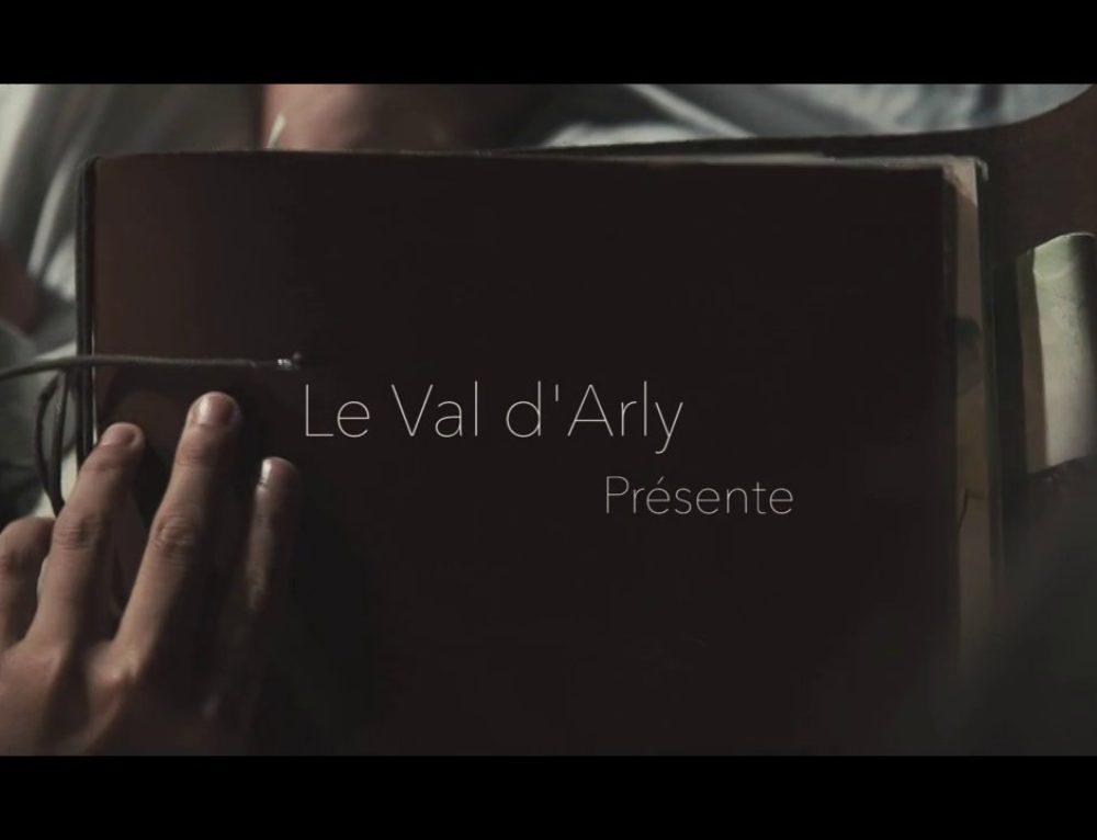 Court-métrage «Carnet de voyage en Val d'Arly»