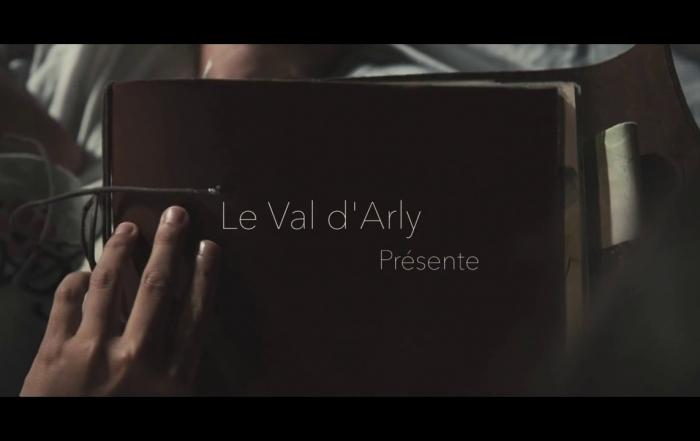 CARNET DE VOYAGE EN VAL D ARLY